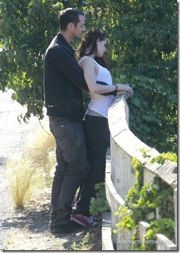 Kristen Stewart traiu Robert Pattinson foto