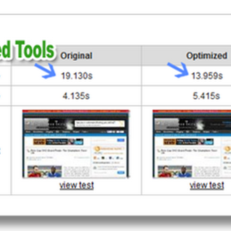 Google Sitemap Generator: Google PageSpeed Tools: How They Increase Blog Speed?