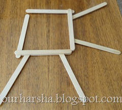 Popsicle sticks Chair (20)