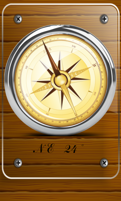 Magnetic Compass - screenshot