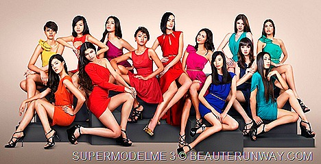 LISA S HOST SUPERMODELME 3 REALITY TV  QIQI ANA R ASE WANG JENNIFER TSE TING TING UTT DOMINIC LAU WYKIDD SONG JOAANE PEH REBECCA LIM