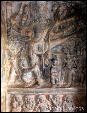 Badami Carvings