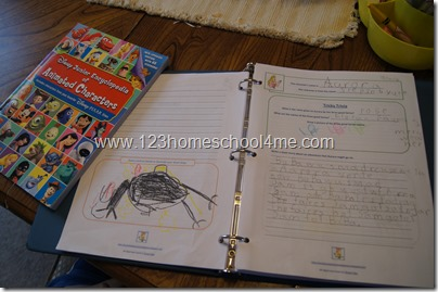 Enchanted Homeschooling Mom Disney Creative Writing
