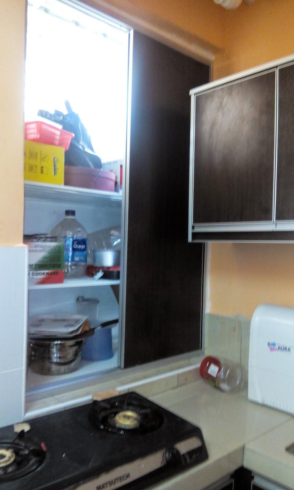 Kabinet Dapur Terus Dari Kilang Kabinet Dapur Guru Silat Gayong