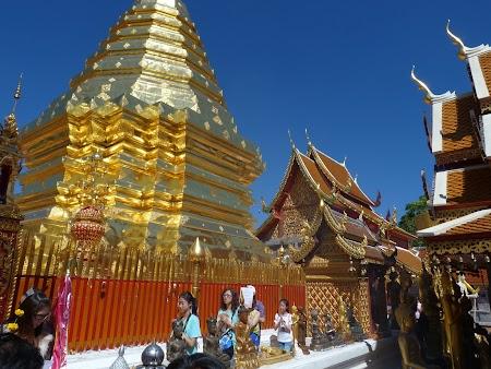 Obiective turistice Chiang Mai: Doi Suthep