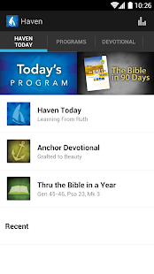 Haven Today- screenshot thumbnail