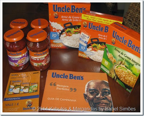 Campanha Uncle Bens's