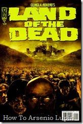 Land of the Dead 001 cover [2005] variant (bittertek-DCP)