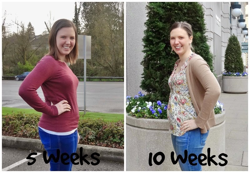 10 Weeks Collage