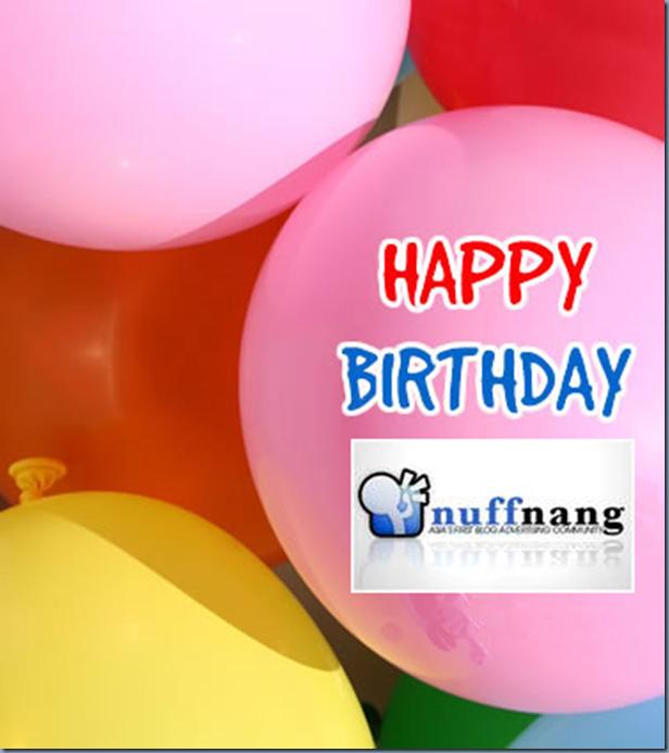 Trip Ko 'To: Happy 5th Birthday, Nuffnang