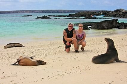 WithSeaLionsGalapagosIslands