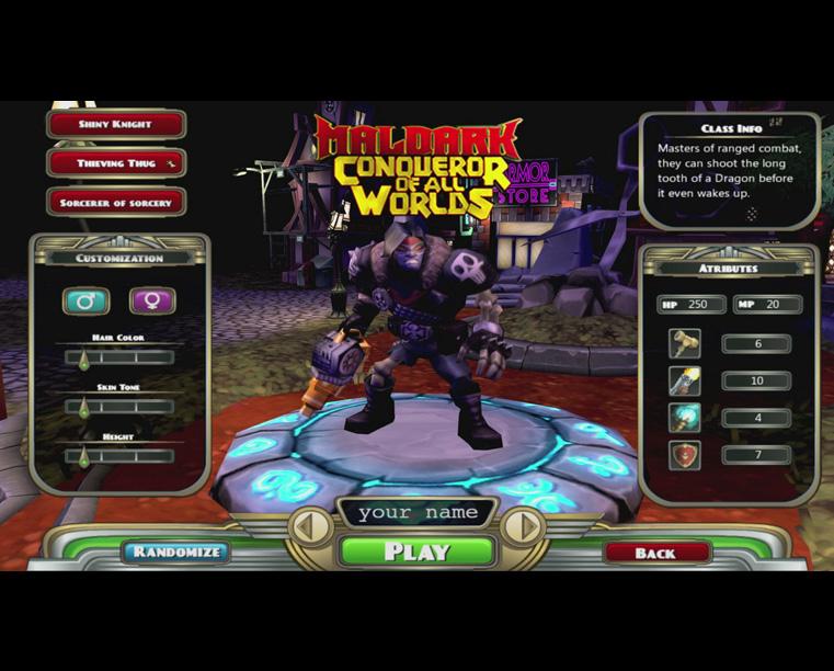 Juego De Level Up Online Conquistador De Todos Los Mundos-pic3058