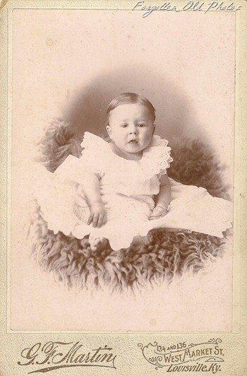 Cabinet Card Carl Edwin Foreman Brainerd Antiques