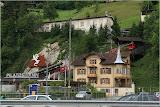 Pilatusbahn, Alpnachstad