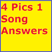 4 Pics 1 Song Cheats Answers