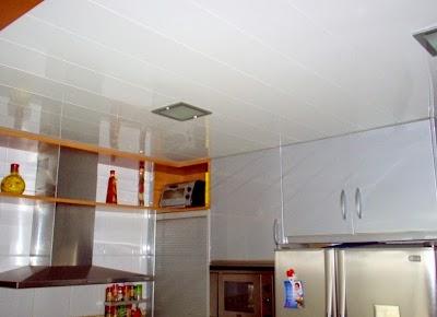 Falsos techos de aluminio Dos Hermanas