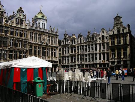 Obiective turistice Bruxelles: Grand Place