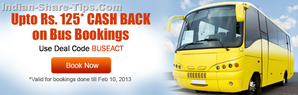 MakemyTrip Bus Booking Discount Coupon