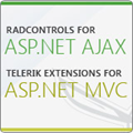 What's New in ASP.NET - RadControls for ASP.NET AJAX and Telerik Extensions for ASP.NET MVC