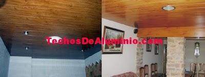 Techos aluminio Las Rozas de Madrid