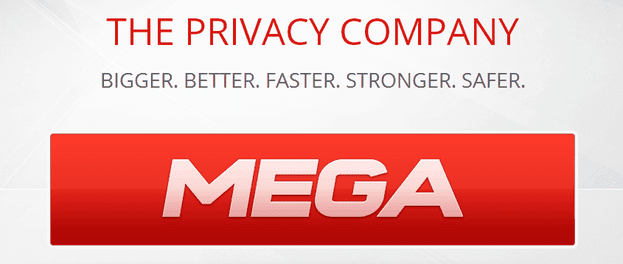 mega.co.nz-website