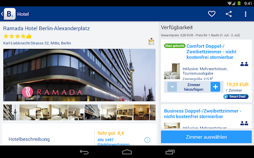 Booking.com – 640.000+ Hotels - screenshot thumbnail