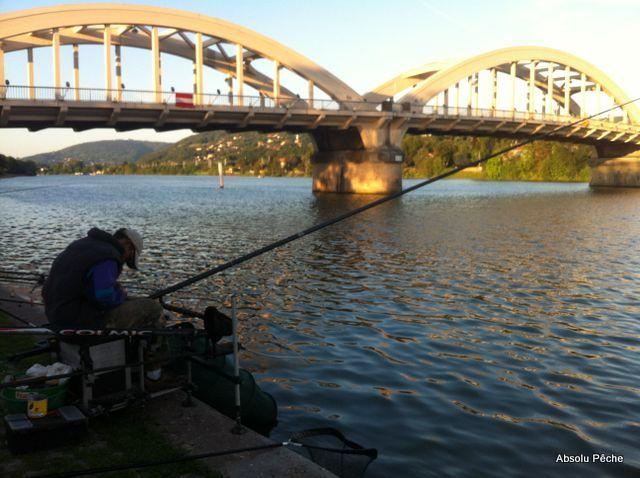 Pont de Neuville sur Saône photo #1247