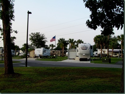 Wilderness Rv Estates Campground