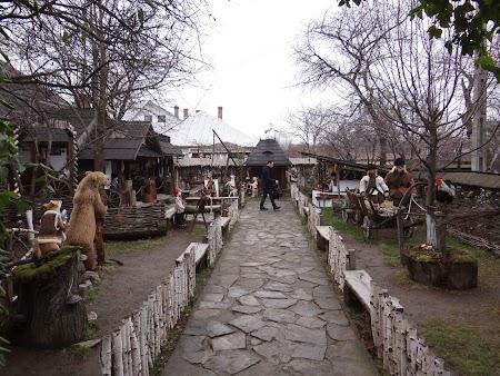 Parc tematic Ion Creanga