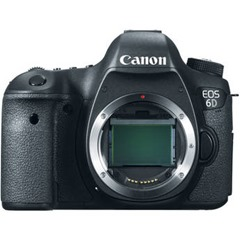 Canon 6D In Stock