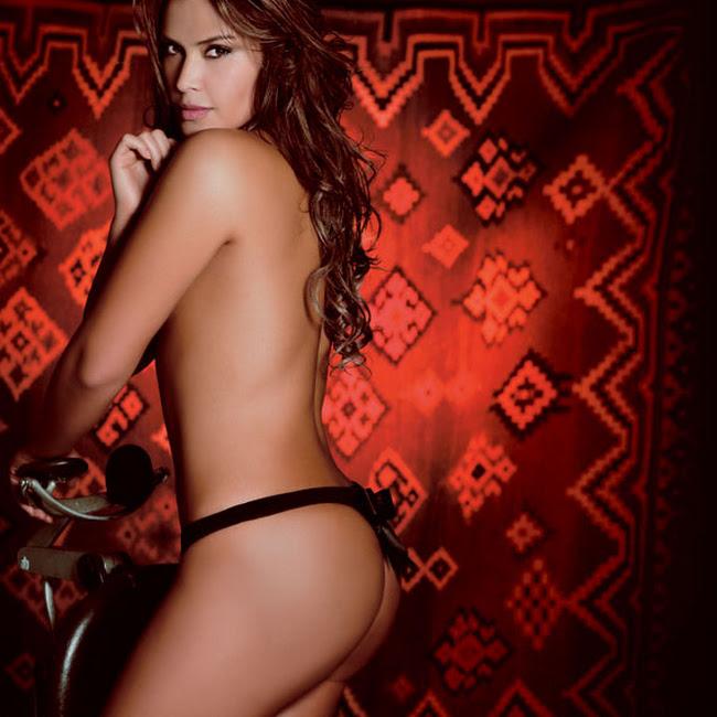 Katherine Porto Desnuda Revista SoHo Foto 8