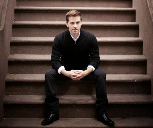 Baritone CHRISTOPHER BOLDUC [Photograph by Arielle Doneson, © Christopher Bolduc]