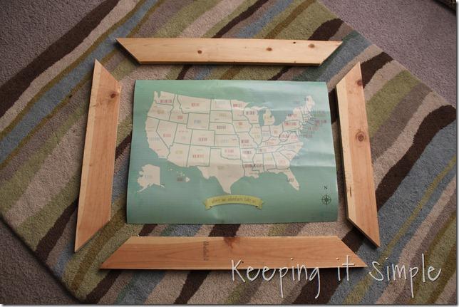 framed map (6)
