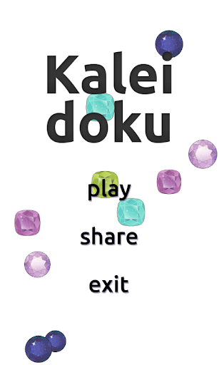 Sudoku Kaleidoku