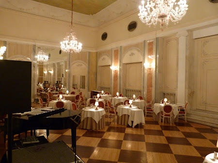 Cazare Madeira: salon bal Reid's Palace