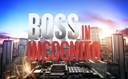 Boss in incognito logo