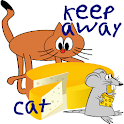 Keep Away Cat