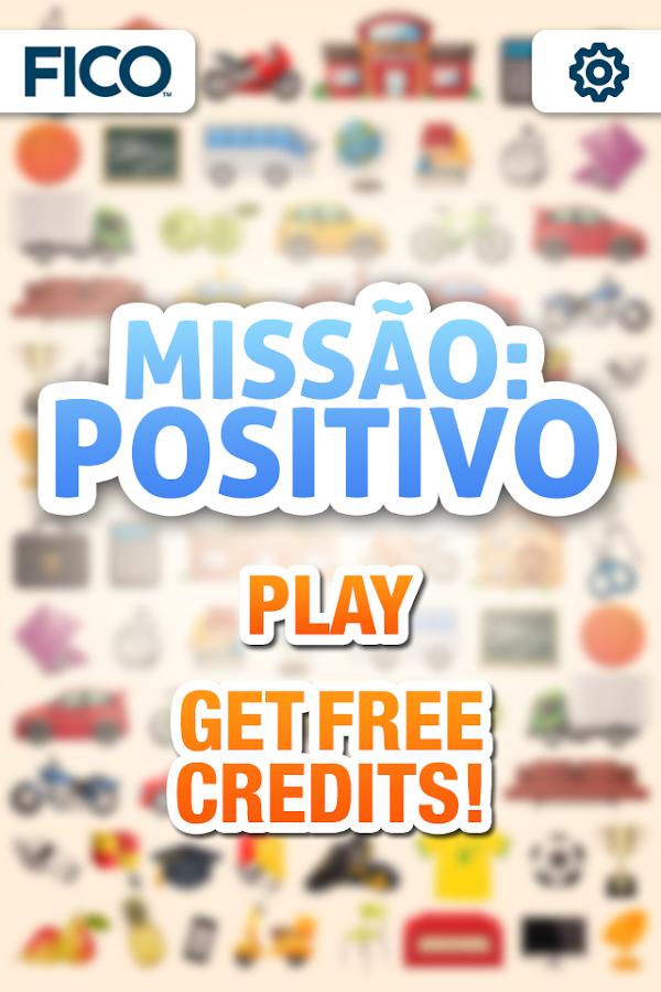 FICO Missão:  Positivo- screenshot