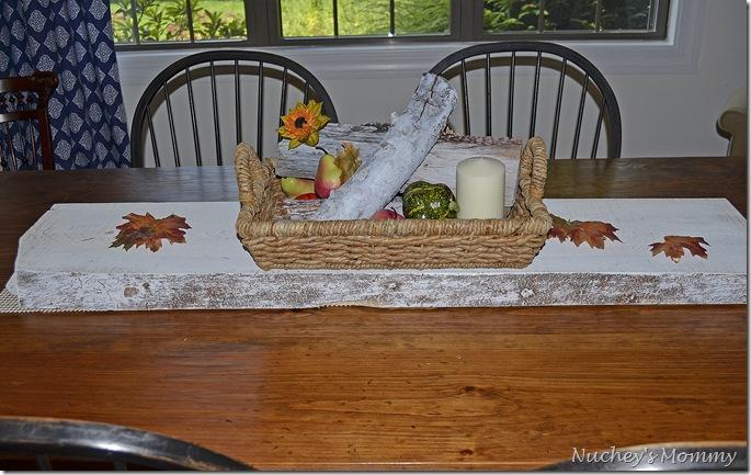 Autumn table craft 10 5 blog