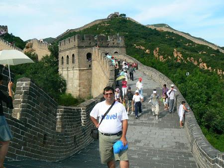 Imagini China: Marele Zid Chinezesc la Badaling