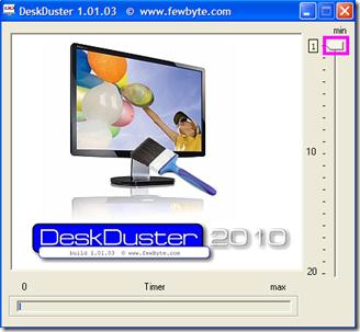 Nascondere Le Icone Del Desktop Con Un Clic Per Avere La Schermata