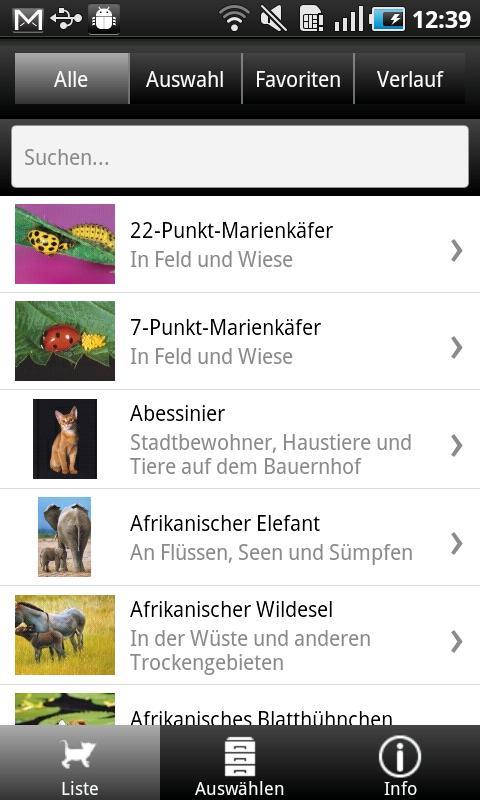 1000 Tierbabys aus aller Welt- screenshot