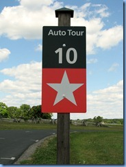 2673 Pennsylvania - Gettysburg, PA - Gettysburg National Military Park Auto Tour - Stop 10 The Peach Orchard
