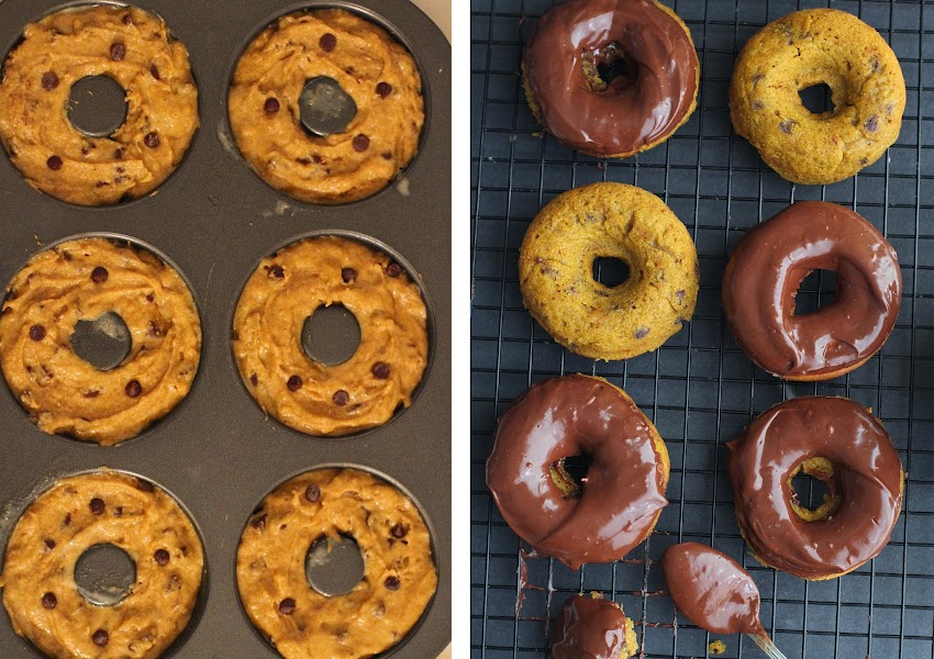 Baked-Pumpkin-Chocolate-Chip-Donuts-{GF}-@LifeMadeSweeter.jpg