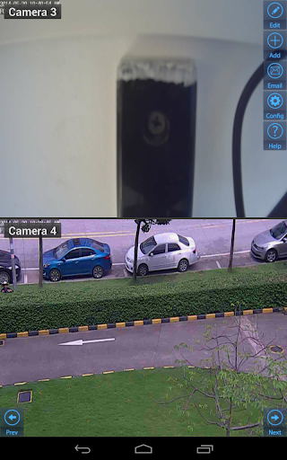 Viewer for GrandTec IP cameras