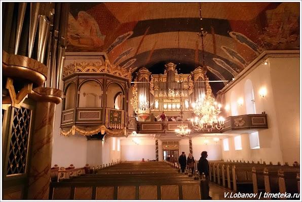 Кафедральный собор. Осло.