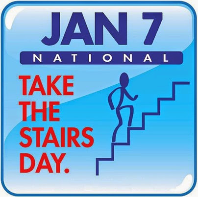 take the stairs day