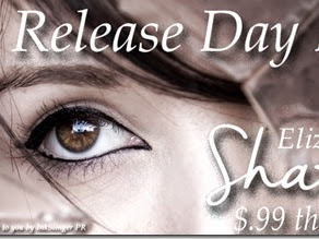 Release Day Launch: Shattered by Elizabeth Lee + Excerpt and GIVEAWAY