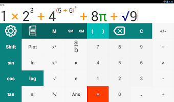 Screenshot of King Calculator