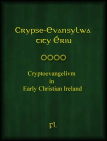Cryptoevangelium in Early Christian Ireland Cover